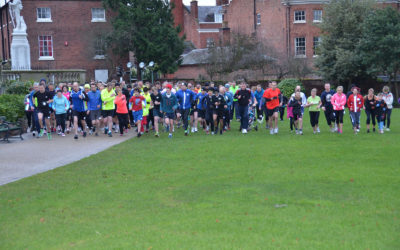 3 Steps to a Parkrun PB