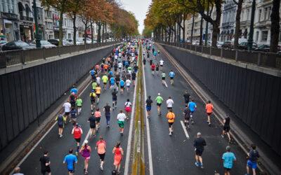 Sports Massage for Marathon Training